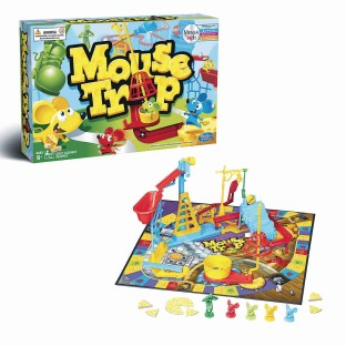 Classic Mousetrap Game - Image 1 of 4