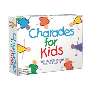 Charades for Kids - Image 1 of 2