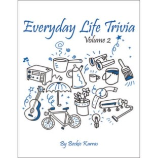 Everyday Life Trivia Volume 2 - Image 1 of 1