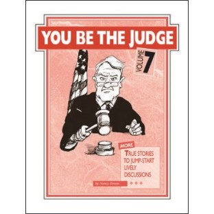 You Be The Judge Volume 7 - Image 1 of 1