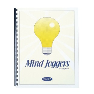 Mind Joggers Book Volume 1 - Image 1 of 1