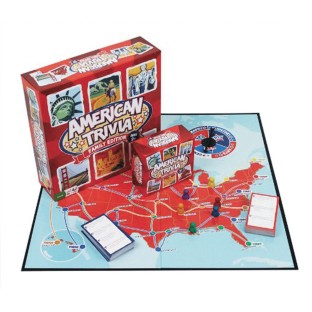 American Trivia Game - Image 1 of 1