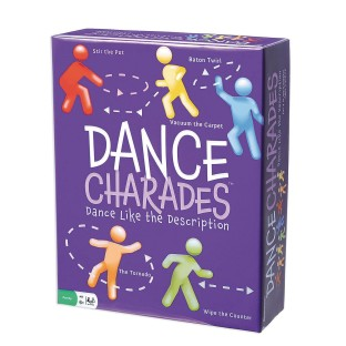 Dance Charades Game - Image 1 of 2