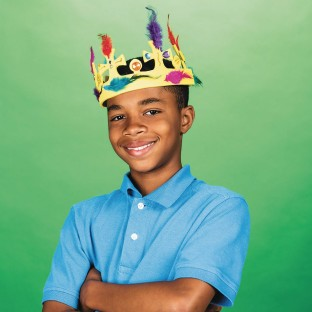 Super Foam Crowns Craft Kit (Pack of 12) - Image 1 of 2