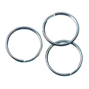 Split Rings (Pack of 25) - Image 1 of 1