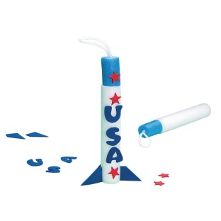 Finger Rockets Craft Kit (Pack of 12) - Image 1 of 1