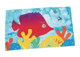 Coral Reef Craft Kit (Pack of 12) - Image 1 of 3