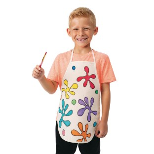 Color-Me™ Child Apron - Image 1 of 2