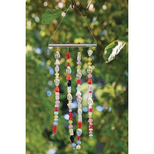 Crystal Sun Catchers Craft Kit (Pack of 12) - Image 1 of 2