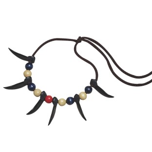 Bear Claw Necklace Craft Kit (Pack of 8) - Image 1 of 2