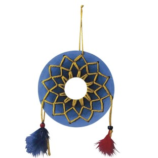 Easy-to-Weave Dreamcatcher Craft Kit (Pack of 24) - Image 1 of 2