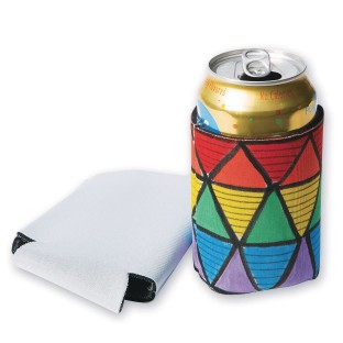Color-Me™ Can Koozies (Pack of 12) - Image 1 of 3
