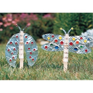 Garden Rain Gauge Craft Kit (Pack of 36) - Image 1 of 2