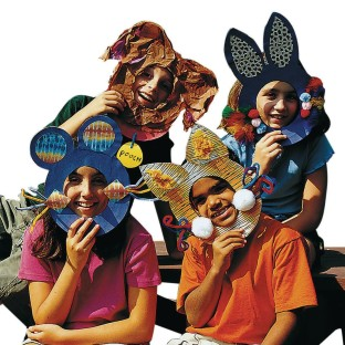 Animal Masks Activity Pack - Image 1 of 2