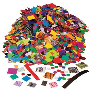 Paper Mosaic Activity Pack - Image 1 of 1