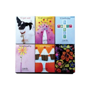Value Greeting Cards Assorted (12 boxes of 10 cards) - Image 1 of 1
