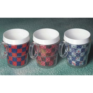 Allen Diagnostic Module Ribbon Mugs (Pack of 6) - Image 1 of 1