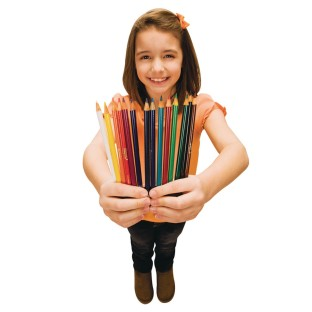 Crayola® Classpack® Colored Pencils - 14 Colors (Box of 462) - Image 1 of 2