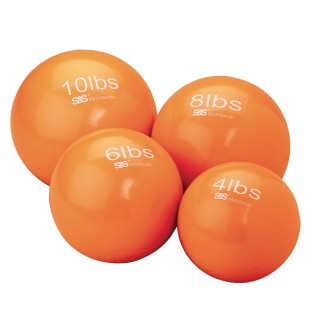 No-Bounce Medicine Balls - Image 1 of 1