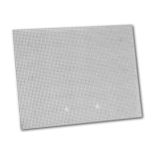 Pre-Punched Clear Plastic Canvas Sheet, 12