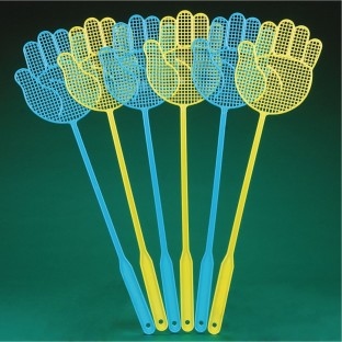 Hand-Shaped Fly Swatters - Image 1 of 3