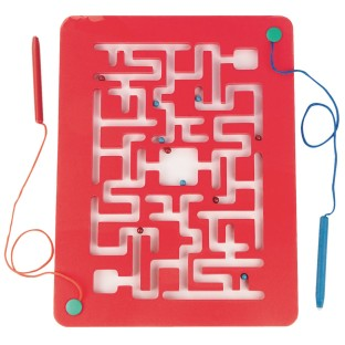 Rectangle Foam Magnetic Maze - Image 1 of 1