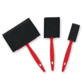 Foam Brushes Asst. Sizes (Pack of 12) - Image 1 of 1