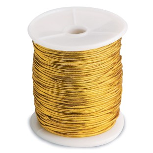 Metallic Gold Stretch Cord - Image 1 of 1