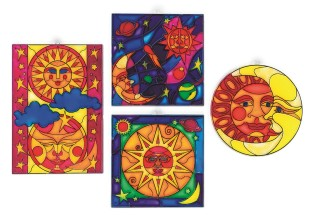Celestial Sun Catcher (Set of 12) - Image 1 of 2