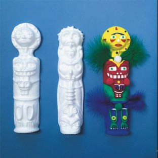 Totem Poles (Pack of 12) - Image 1 of 1