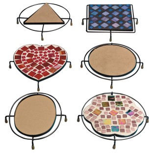Tile Trivets (Pack of 24) - Image 1 of 1