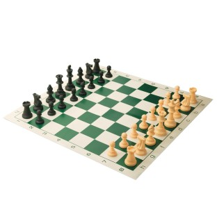 Tournament Style Chess Set - Image 1 of 1