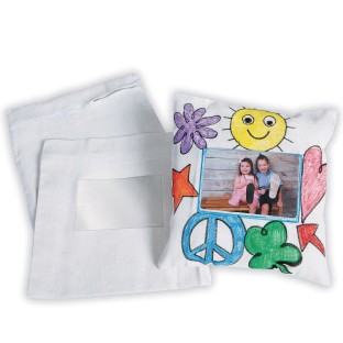 Color-Me™ Pillow Cases (Pack of 12) - Image 1 of 2
