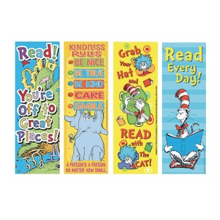 Dr. Seuss™ Bookmarks Pack (Pack of 96) - Image 1 of 1