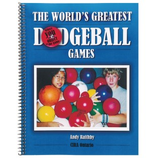 World's Greatest Dodgeball Games Book - Image 1 of 1