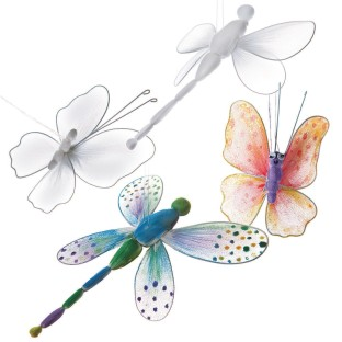 Color-Me™ Dragonfly and Butterfly (Pack of 36) - Image 1 of 5