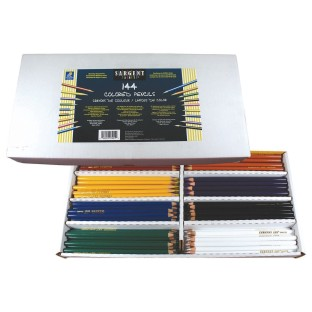 Sargent Art® Best Buy Colored Pencils (Box of 144) - Image 1 of 1