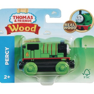 Thomas & Friends™ Wood Toy Train: Percy - Image 1 of 1