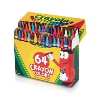 Crayola® Regular Size Crayons - Image 1 of 2
