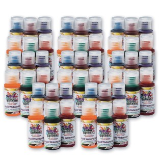 Color Splash!® Liquid Watercolor Pass Around Pack (Pack of 48) - Image 1 of 3