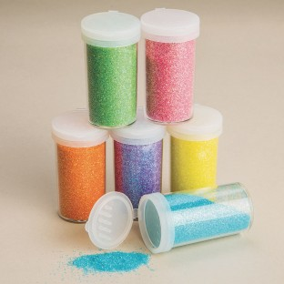 Color Splash!® Glitter Pack, Specialty Colors - Image 1 of 1