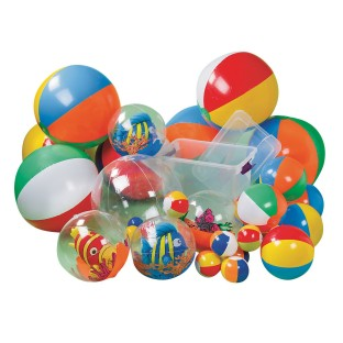 Beach Ball Easy Pack - Image 1 of 1