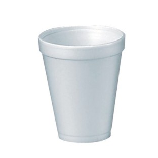 8-oz. Hot/Cold Foam Cups (Pack of 100) - Image 1 of 1