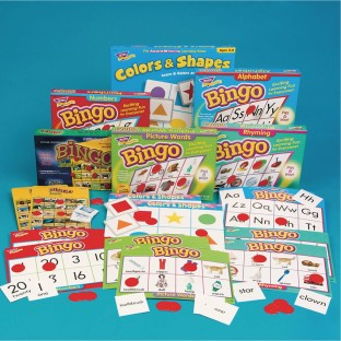 Fun and Learning Bingo Easy Pack - Image 1 of 1