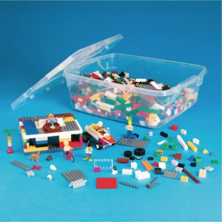 Lego® Mega Easy Pack (Pack of 2600) - Image 1 of 1
