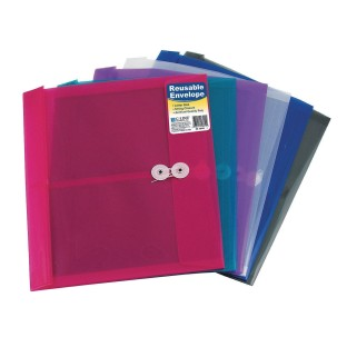 Reusable Poly Envelope (Pack of 12) - Image 1 of 1
