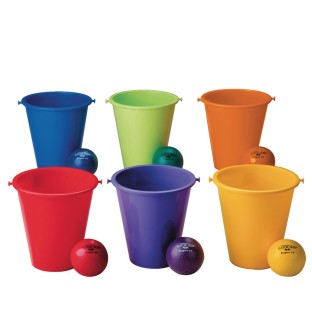 Spectrum™ Catch Bucket and Ball Set - Image 1 of 1