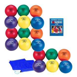 Gator Skin® Middle School Dodgeball Easy Pack - Image 1 of 1