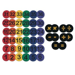 Math Skills and Spot Marker Easy Pack - Image 1 of 2