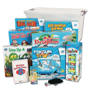Kids Value Game Easy Pack in a Tub - Image 1 of 2